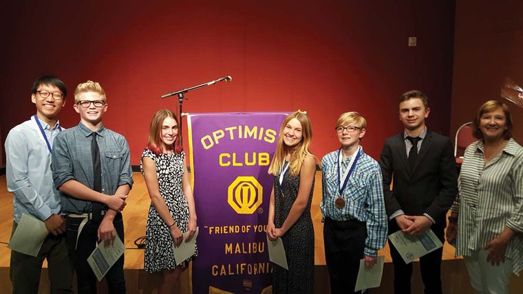 optimist oratorical essay contest