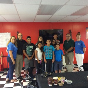 2015 Malibu Boys & Girls Club Summer Camp Scholarship Recipients